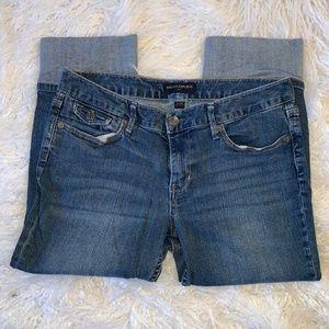 🔻Banana Republic Cropped Jeans